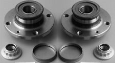 VW Polo 9N3 2005-2010 Rear Wheel ABS Hub Bearing Pair