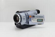 SONY HANDYCAM DCR-TRV340E CAMCORDER HI8 / 8MM / DIGITAL 8 VIDEO-8 CAMERA