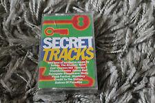Secret Track cassette Shamen Suede Cypress Hill Moby Bjork Sabres of Paradise