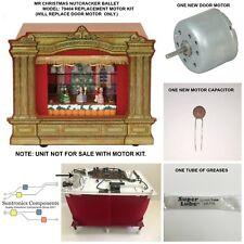 MR CHRISTMAS NUTCRACKER BALLET MODEL 79404- REPLACEMENT PART- DOOR MOTOR