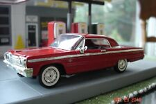 American Muscle Series 1964 Chevy Impala SS 409, Rare Red Version, New