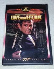 Live and Let Die DVD RARE BOND 007