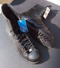 Adidas / MUHAMMAD ALI (Black Combat Boots Size 10.5) Men CASSIUS CLAY Mike Tyson