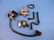 IGNITION COIL / CARBURETOR TUNE KIT FOR YOUR 026 PRO MS260 STIHL CHAINSAWS