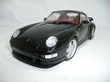 #61 Porsche 911 993 TURBO S Black 1:18 UT-MODELS