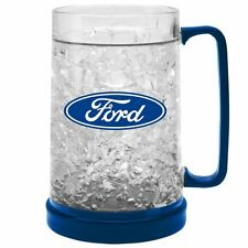 FORD Gel Ezy Freeze Beer Drink Mug Bar Man Cave Birthday Xmas Fathers Day Gift