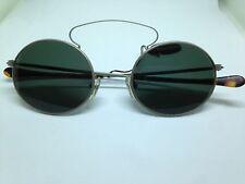 ROMEO GIGLI occhiali da sole unisex vintage RG31 rotondi original sunglasses