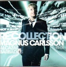 2 CD Magnus Carlsson Recollection 93-08 Schweden Sweden Barbados Alcazar NEU NEW