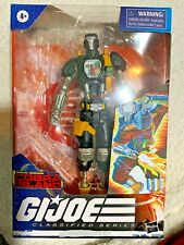 "CUSTOM GI Joe 6"" Classified - COBRA BAT - 50% goes to K9s For Warriors charity"