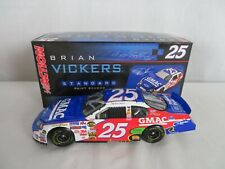 2006 Action Autograph Brian Vickers #25 GMAC 1/24 Scale Diecast Signed