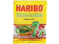 Haribo Gummi Rattle Snakes - TWO PACK - 5oz Bags FREE SHIPPING