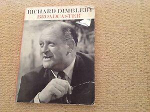 Richard Dimbleby Broadcaster