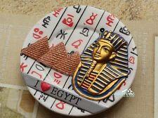 Ägypten Reiseandenken Reise Souvenir 3D Polyresin Kühlschrankmagnet Magnet