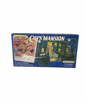 Cats Mansion Vintage 1984 Board Game By Spears Games (Complete)
