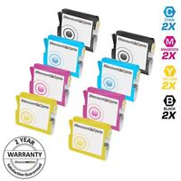 8PK LC51 LC-51 for Brother Black/Color Ink Cartridges MFC-685 MFC-440CN MFC-230C