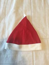 Baby Santa Hat Christmas Outfit Red Carters Brand 9 Mo 9 Months