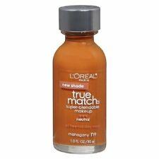 2pc Loreal True Match Super-Blendable Mahogany