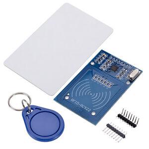 RC522 RFID Kit  Chip Sensor Module Key Card IC Card for Arduino Raspberry Pi DIY