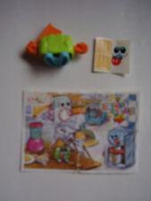 1 x Spielzeug Serie - Die Küche steht Kopf/Robbi Toaster - D + 1 BPZ + AaF 2004