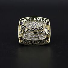 Javy Lopez- 1996 Atlanta Braves National League Championship Ring Replica