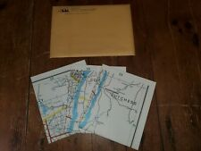 Catskill Land Maps 1985 Centennial Edition, 3 Maps