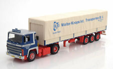 1:43 Ixo Scania LBT 141 with semi-trailer Wolter Koops 1976