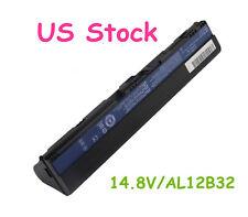 4Cell Battery Fr Acer CHROMEBOOK C7 C710 C710-2847 AL12B32 AL12B72/ 42CR17/65