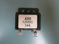 COLE HERSEE  4099-BK Qty of 3 per Lot Universal Buzzer, 12V DC, Impact Resistant