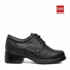 Roc DAKOTA WMN Black Girls Shoe School Leather School Shoes