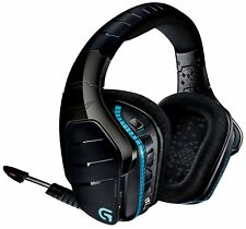 Logitech G933 Artemis Spectrum Wireless RGB 7.1 Dolby & DST Gaming Headset Black