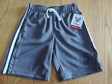 Disney Cars By Jumping Beans  Gray Shorts size 4   Piston Peak Fire Dept  NWT