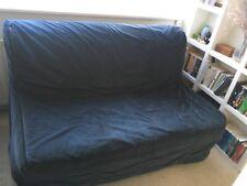 IKEA LYCKSELE 2 SEATER SOFA BED