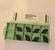 Walter Select Carbide Inserts - Dnmg150608 442 Wpp10 - Qty. 8 New