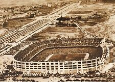 Foto de alta calidad tamaño Din-A4, Antiguo estadio Santiago Bernabeu