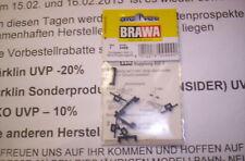 BRAWA Modelleisenbahnen aus Kunststoff