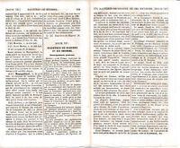 65 Bagnères-de-Bigorre 1862 guide orig. (18 p.) Montgaillard Arcizac Lesponne