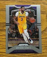 2019-20 Panini Chronicles ANTHONY DAVIS Prizm Base Update SSP Lakers  HOT