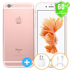 Apple iPhone 6s Plus | 128GB | Rose Gold | LTE GSM | Unlocked | Great