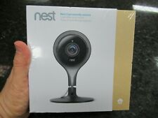 BRAND NEW! NEST CAM INDOOR WIRED SECURITY CAMERA - MODEL#NC1102ES - FREE SHIP!!