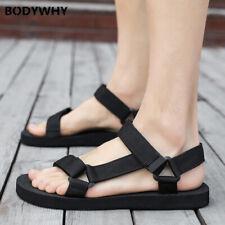 2020 Summer Sandals Gladiator Beach Casual Shoes Men's Slippers Flip Flops Top