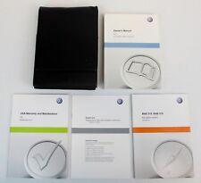 Genuine 2013 13 VW Volkswagen CC Owner's Owners Owner Manual Kit Set Case Guide