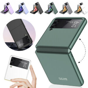 For Samsung Galaxy Z Flip 3 5G Folding Phone Protect Case Ultra-thin Hard Cover