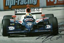 Dan Wheldon Indy 500 Indianapolis winner 2005 2011 signed photo in person