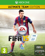 JUEGO XBOX ONE FIFA 15 ULTIMATE TEAM EDITION XBOXONE 5773065