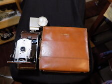 Vintage Polaroid Land Camera MOdel 95B With Case Wink Light