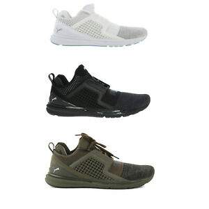 Original Puma Ignite Limitless Knit  Trainers Shoes Sneakers