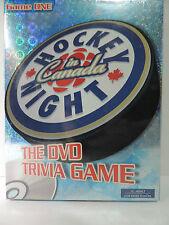 Hockey Night in Canada DVD Trivia Game