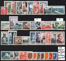 1954  ANNEE COMPLETE ** du # 968 au # 1007 / COTE 284.50 € (ref AC54)
