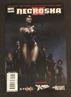 X-NECROSHA #1 2009 2nd Print Variant Marvel Comic Book. NM