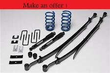 "Ground Force 2-4"" Drop Lowering kit w/ Shocks Toyota Tundra 2wd 07-2017 REG Cab"